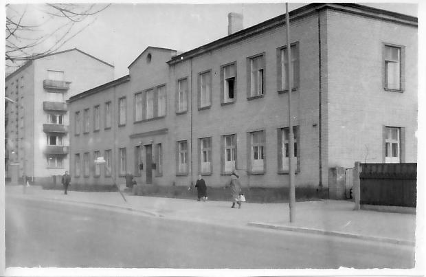 In 1959, a new building of the printing house was built.
