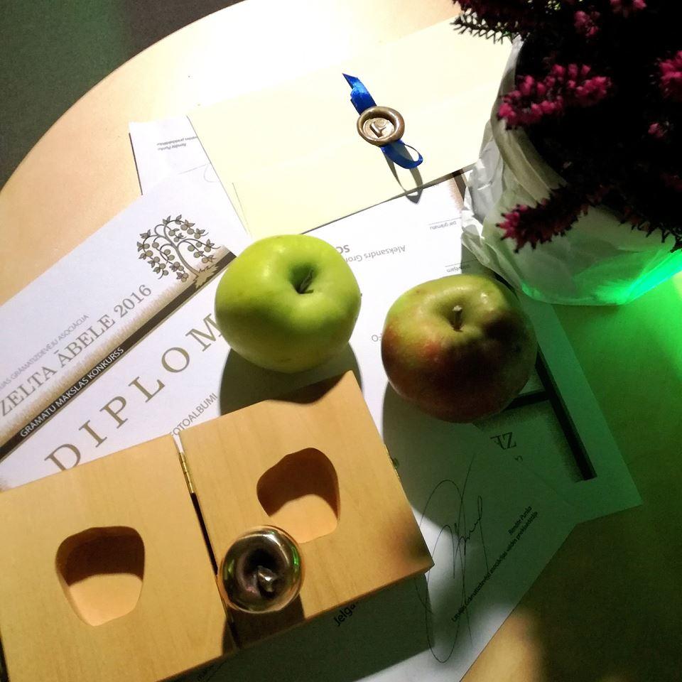 Zelta ābele 2017