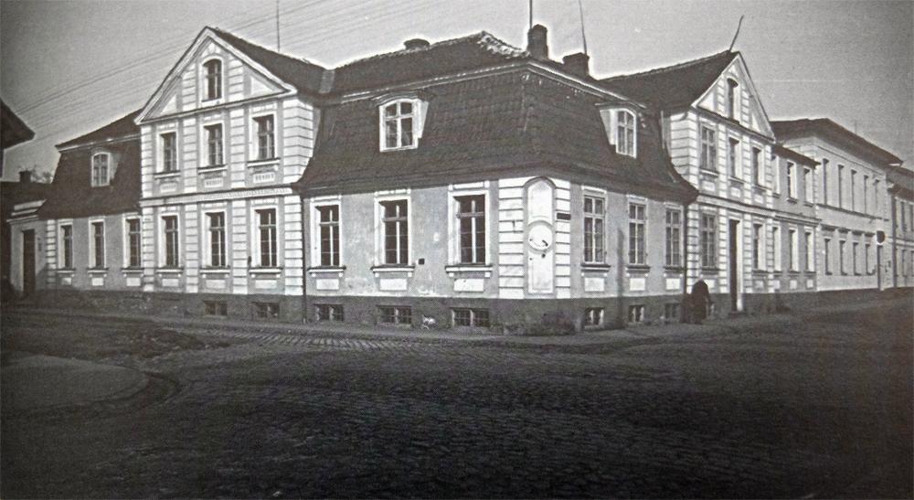 """""""J. F. Stefenhāgens un dēls"""" tipogrāfijas nams"""